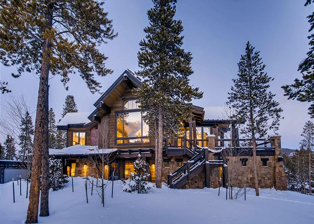 a spectacular vacation home featuring deluxe entertainment and luxe amenities