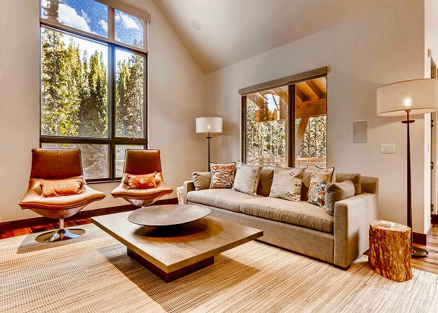 living room creates a bright and inviting family hangout space