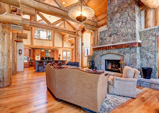 with high ceilings