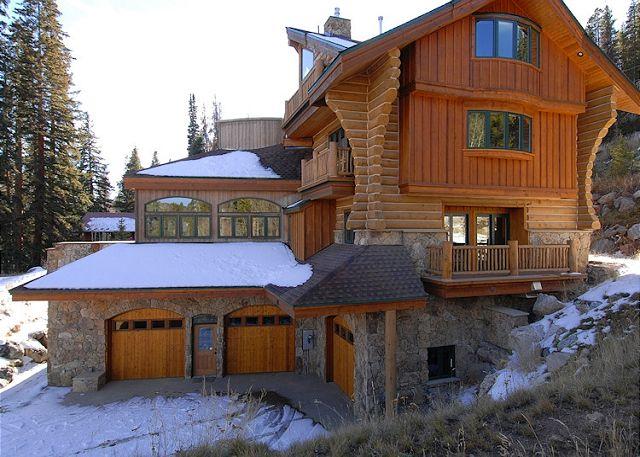 Alpine Majesty North Side