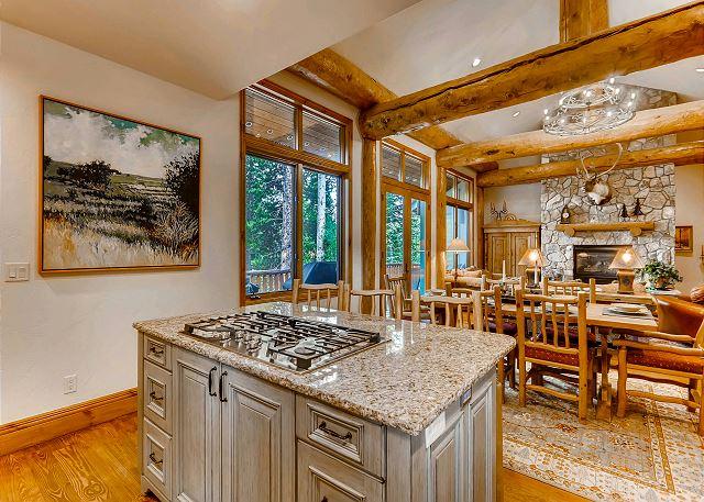 Perfect cabin like home
