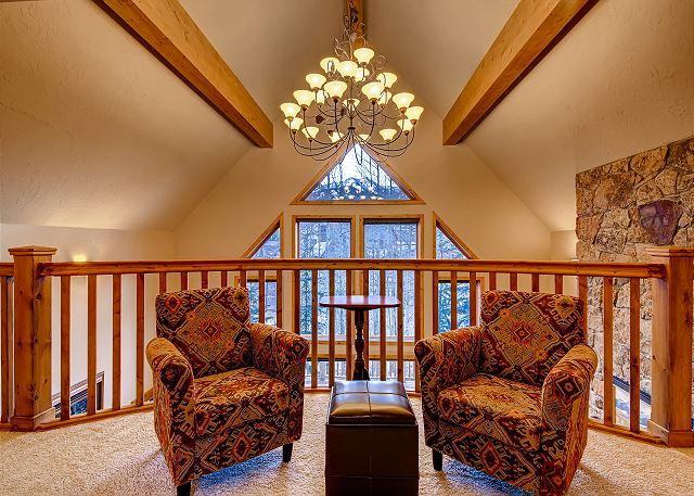 Balcony over Great Room