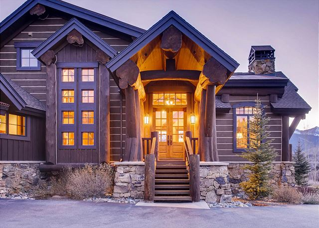 a luxurious 4 bedroom retreat in the Highlands offering views, privacy and over the top amenities!