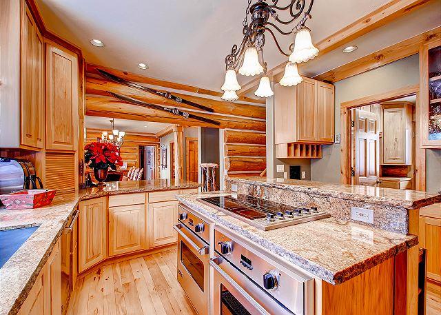 for convenient kitchen cooking
