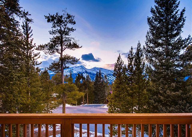 Summit Peaks View