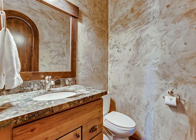 Ski Room Bathroom