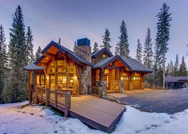 to Rocky Mountain Lodge!