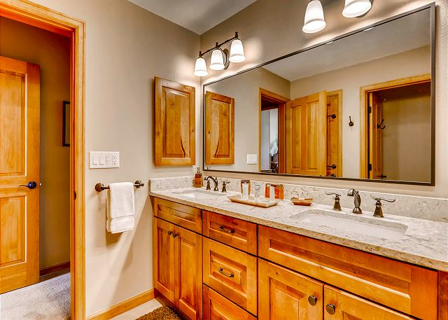 Newly remodeled and perfect for any master suite