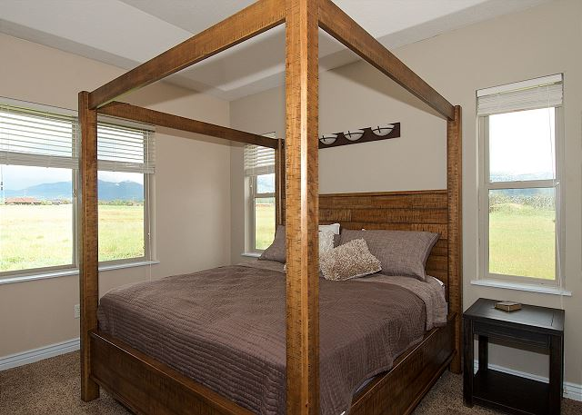 Teton Harmony ~ recharge your battery in one of nine beds!