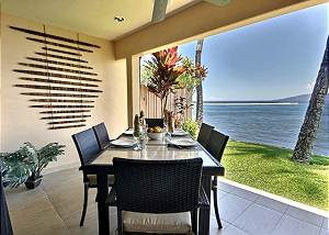 225-2 Private Oceanfront Retreat