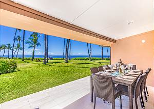 9-1 Spacious Oceanfront in Premium Location
