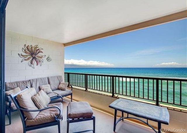 Oceanfront Maui Vacation Rentals