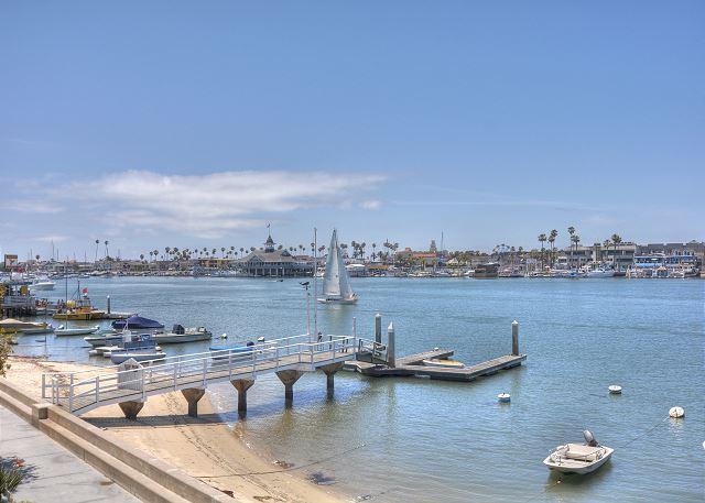 Newport Harbor & Balboa Pavillion