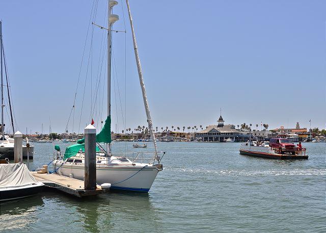 Beautiful Balboa Island