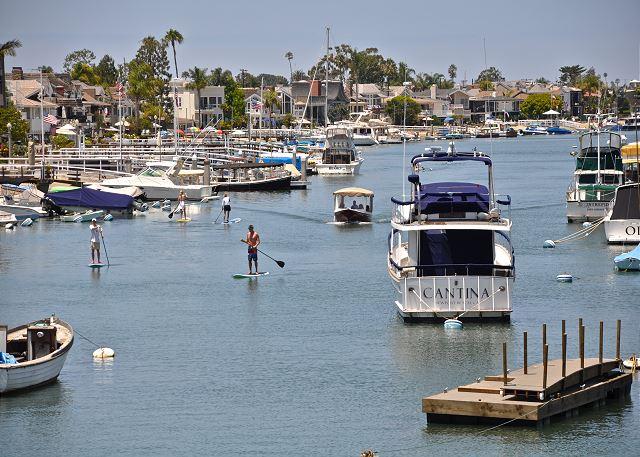 Newport Harbor Activities