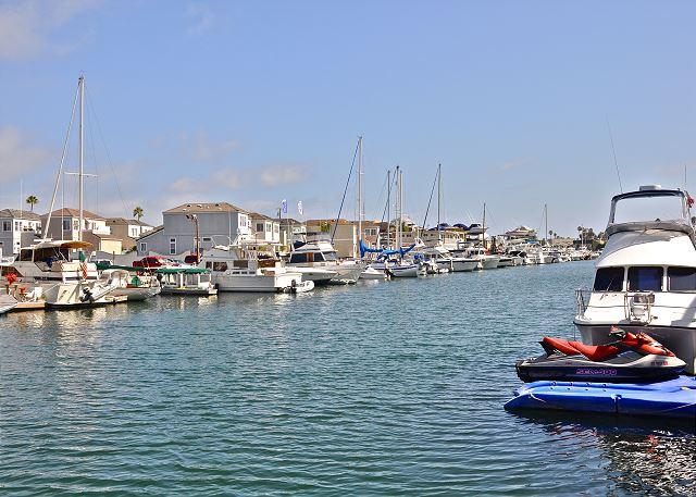 Balboa Peninsula Harbor