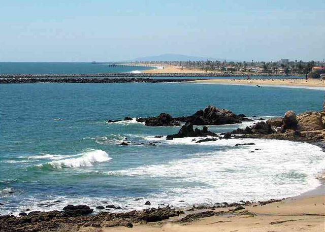 View of Little Corona Beach