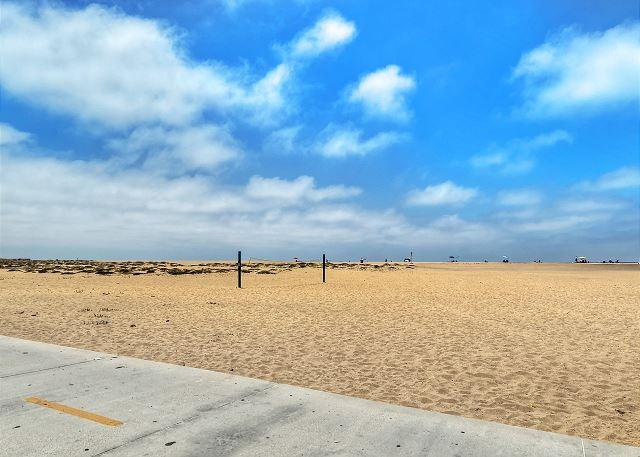 Balboa Peninsula Bike Path