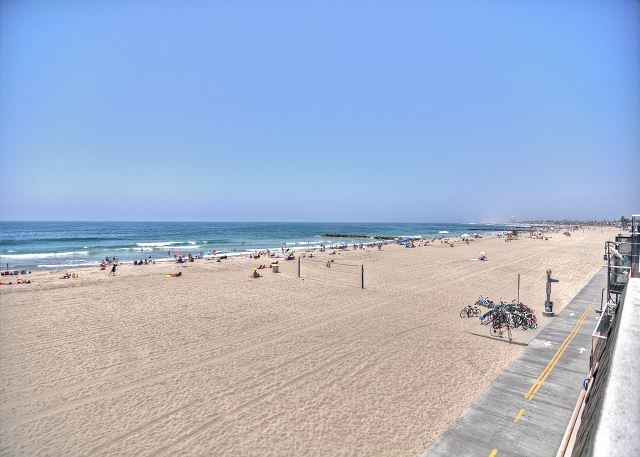 Balboa Peninsula Beach