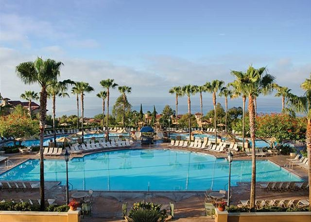 Relax, refresh and rejuvenate at the three outdoor pools and two