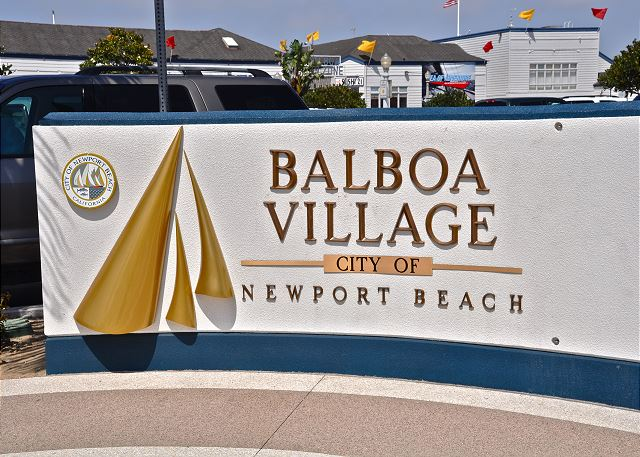 Welcome to Balboa Village