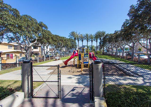 Walk to the playground