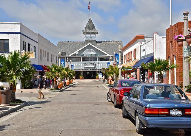 Harborside in Balboa Village