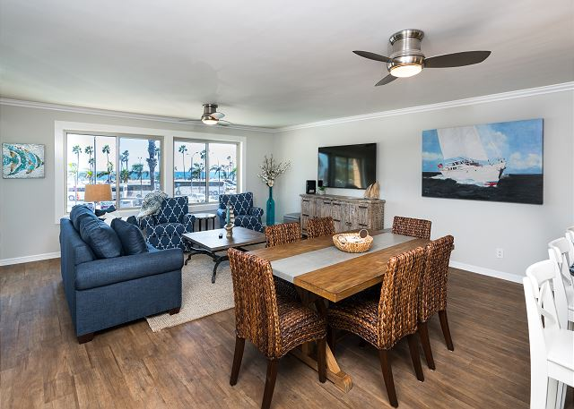 Panoramic ocean views accompany this completely remodeled 3-bedr