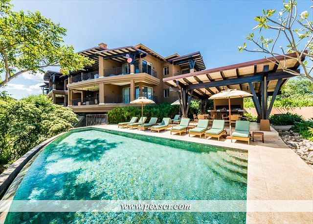 Peninsula papagayo guanacaste costa rica monkey villa for Luxury rental costa rica