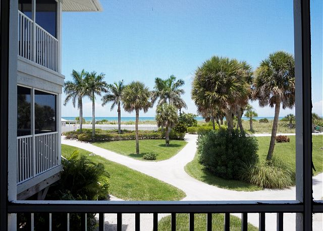 Great Villa with a view of the Gulf and great Southwest FL Sunsets! A3414B