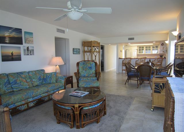 Great view of the Gulf and access to all fun resort activities 2 BR,  B2113A