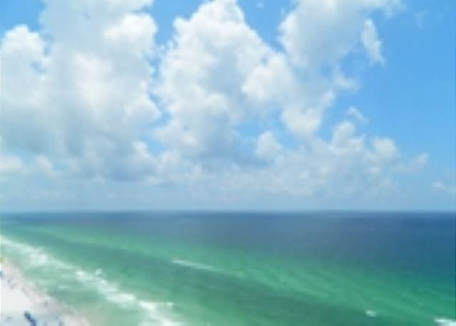 GULF FRONT VIEW - Panama City Beach, Florida