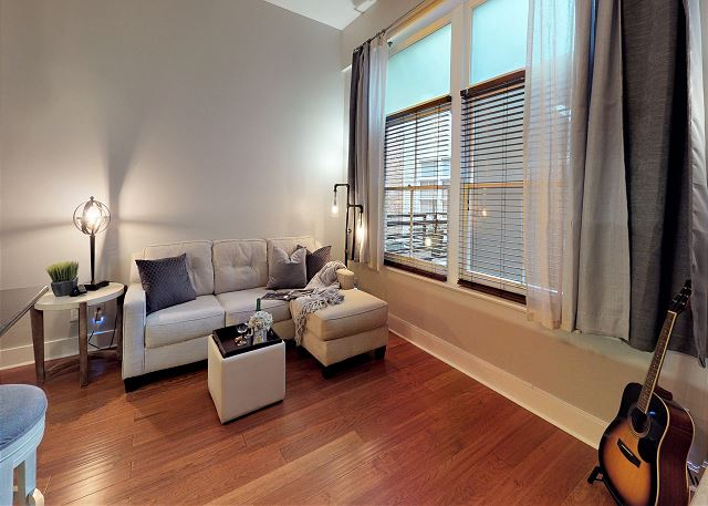 Comfortable Seating in the Living Room