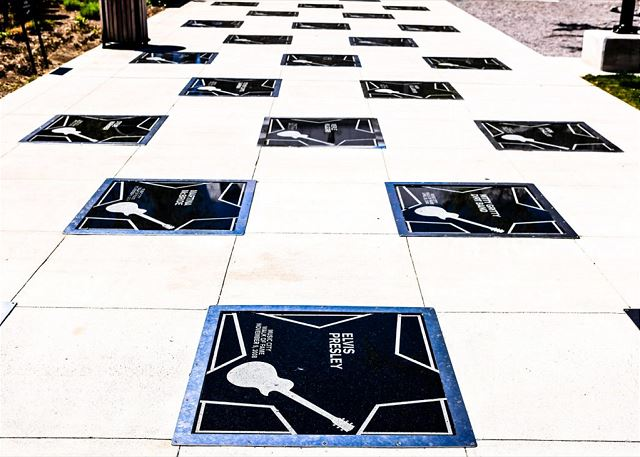 """Country Music """"Walk of Fame Stars"""""""