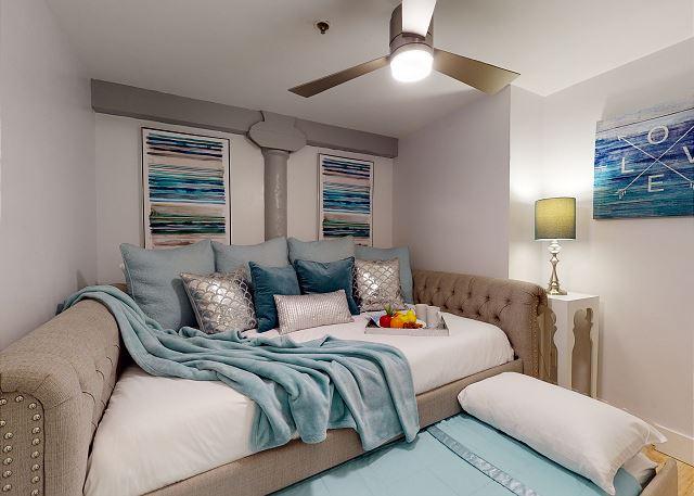 Plush, Comfy Beds & Crisp, Clean Linens