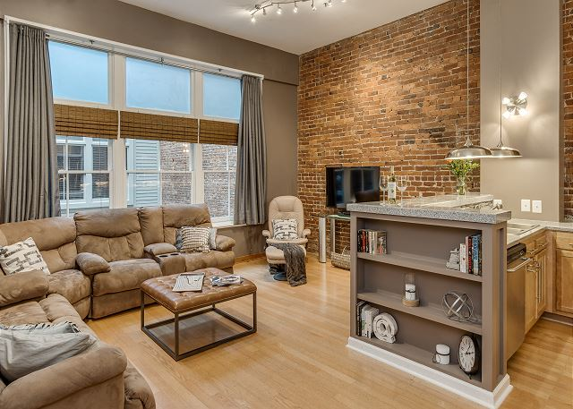 100 Year Old Exposed Brick