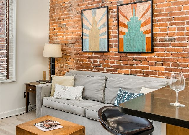 100+ Year Old Exposed Brick