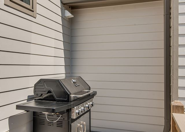 Hawkins View Outdoor Grill Nashville Vacation Rental Home