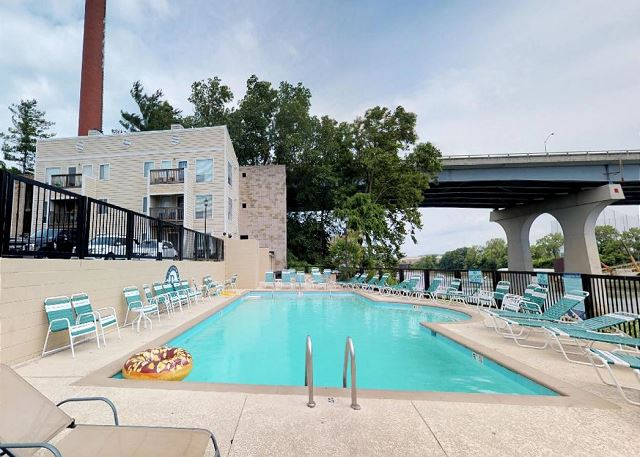Enjoy the POOL! (seasonal hours and COVID-19 restrictions apply)