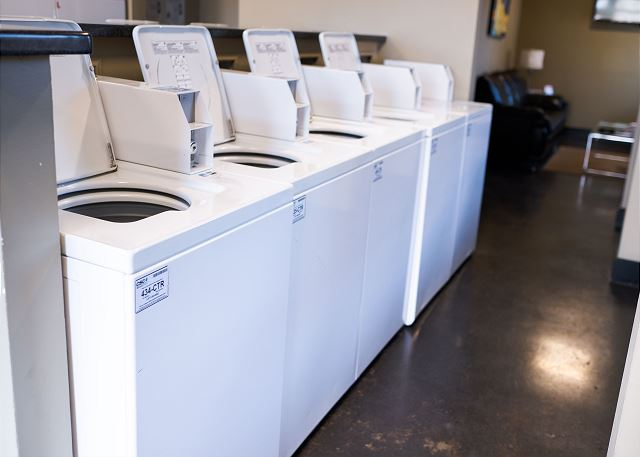 Laundry Facilities On-Site