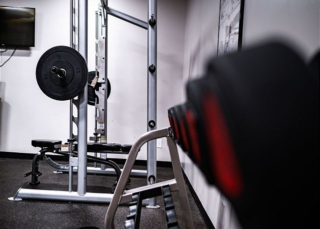 On-site Gym Included (seasonal hours and COVID-19 restrictions apply)