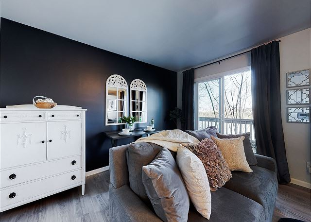 Luxe Details & Natural Light Throughout