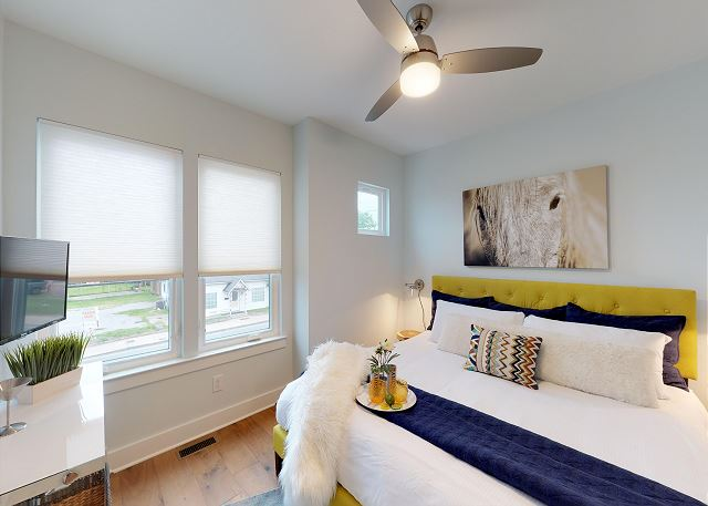 Great Sunlight in the Master Suite