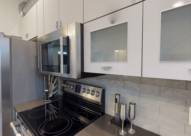 Electric Stove top