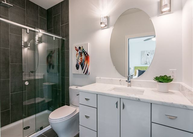 Beautiful Bathroom in Master Suite