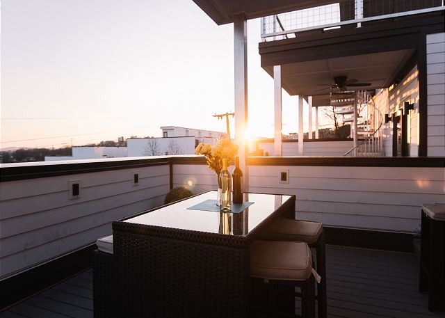 Level 1 of the Double Rooftop Decks