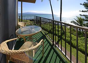 3Bed/3Bath Oceanfront #201