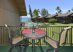 2Bed/2Bath Oceanfront #222