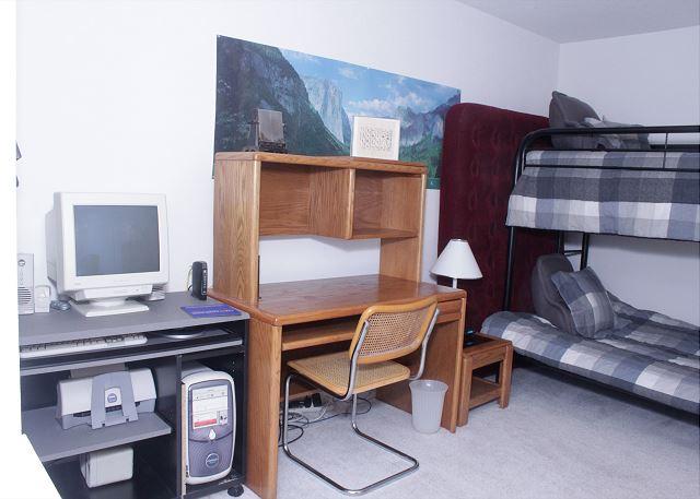 Bedroom 3 computer