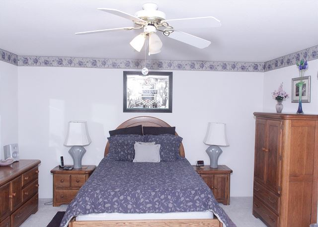 Master bedroom different view